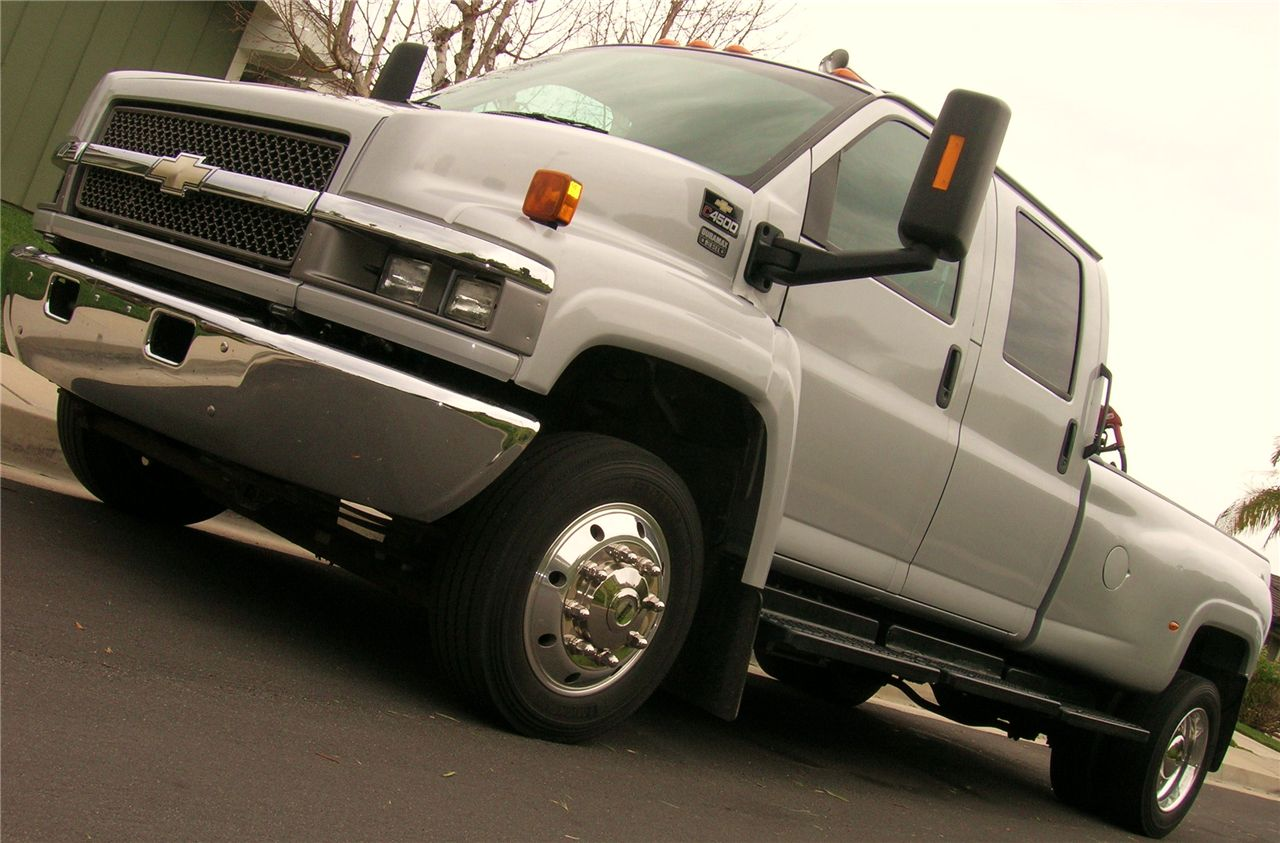 Chevy Diesel Trucks For Sale >> 5 to 6-Speed Conversion (2006-07 medium duty) | ECMCustoms